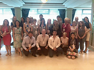 IV International Congress E.Mi Rostov/Russland, international Team